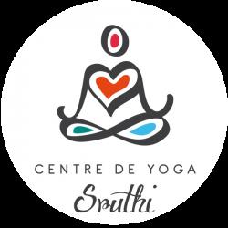 Logo Centre de Yoga Sruthi